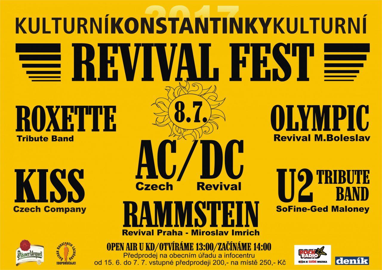 REVIVAL FEST v Konstantinkách 1