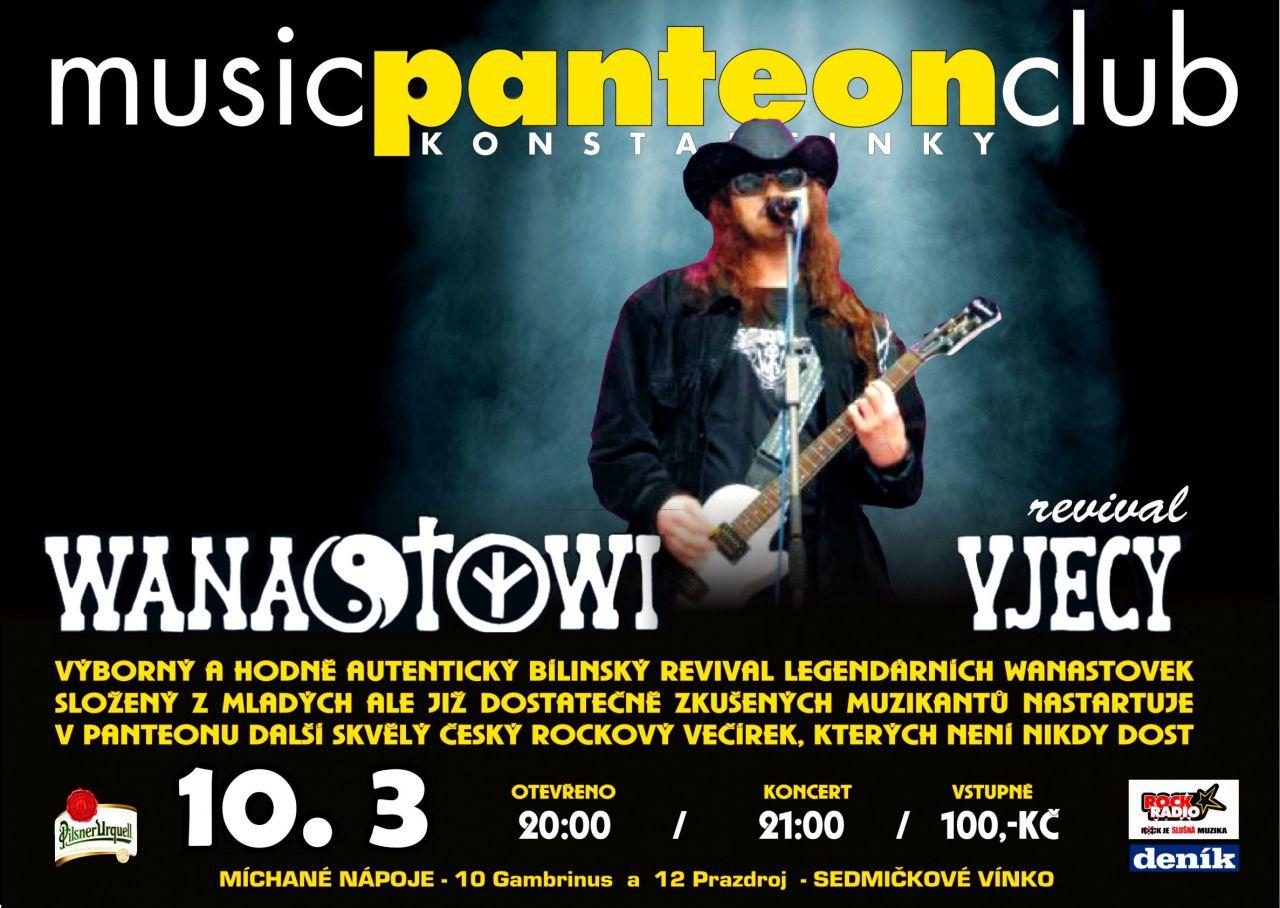 WANASTOWI VJECY revival v MC PANTEON 1