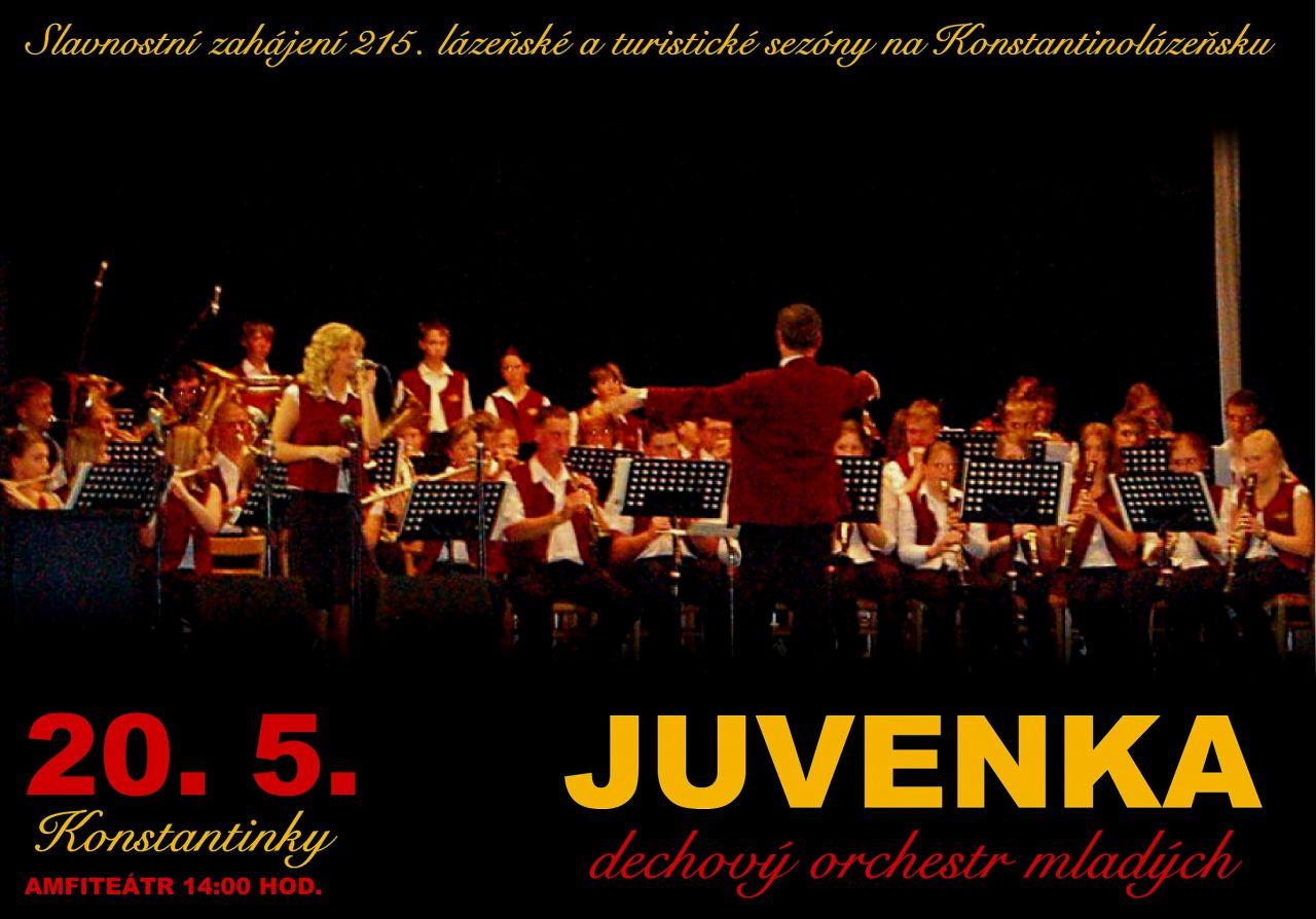 Slavnostní zahájení 2015. lázeňské a turistické sezóny  1