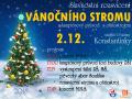 Slavnostní rozsvícení vánočního stormku a lampionový průvod 1