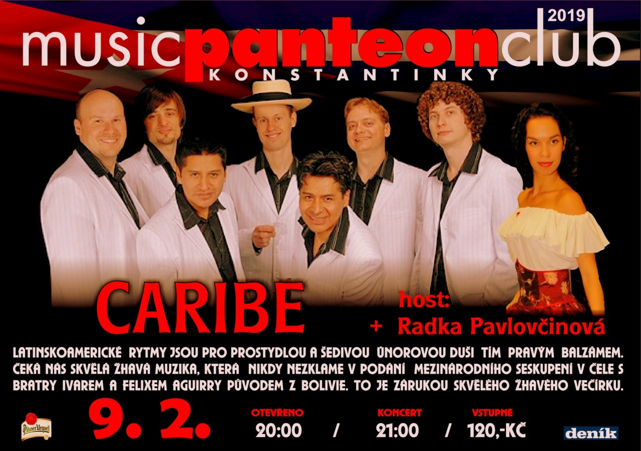 Caribe v MC Panteon 1