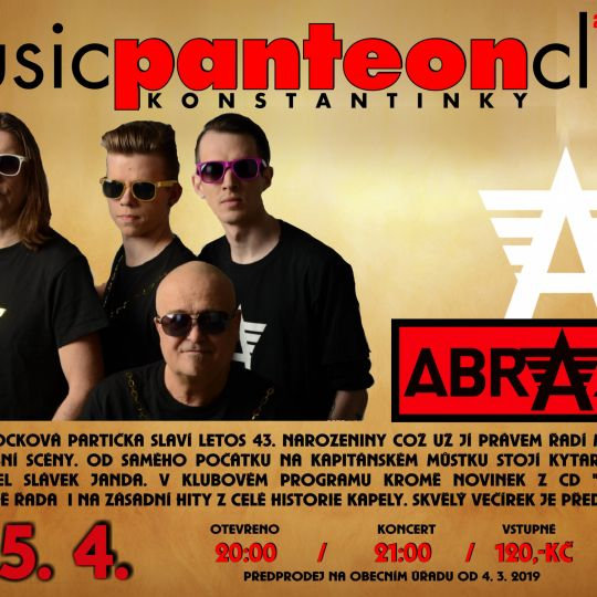 ABRAXAS v MC Panteon 1