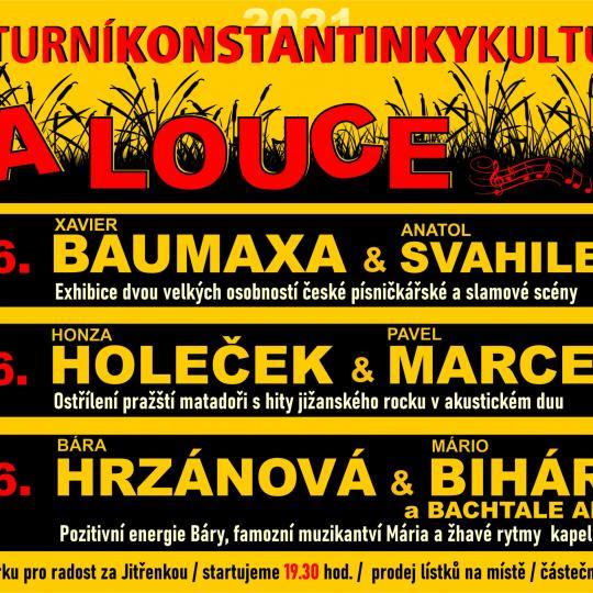 Bára Hrzánová, Mário Bihári a Bachtale Apsa - NA LOUCE 2